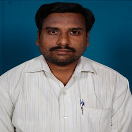 Mr. S. Sivaji Ganesh - Librarian