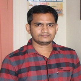 Mr. G. Srinivasa Rao - Asst. Librarian